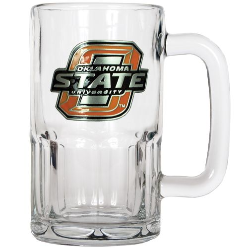 Great American Products Oklahoma State University 20 oz. Root Beer Mug