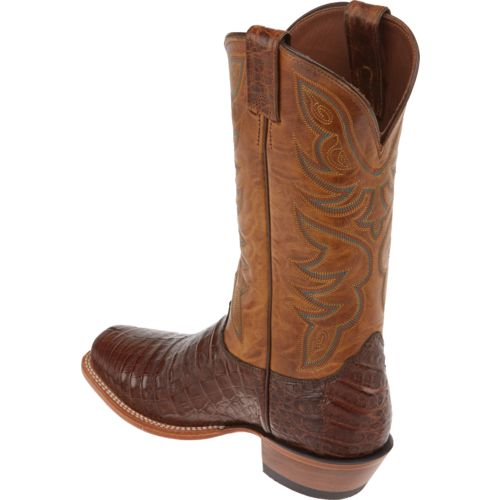 Nocona Boots Men's Premium Caiman Western Boots - view number 3