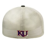Top of the World Adults' University of Kansas Putty Cap - view number 2