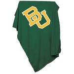 Logo Chair Baylor University Sweatshirt Blanket