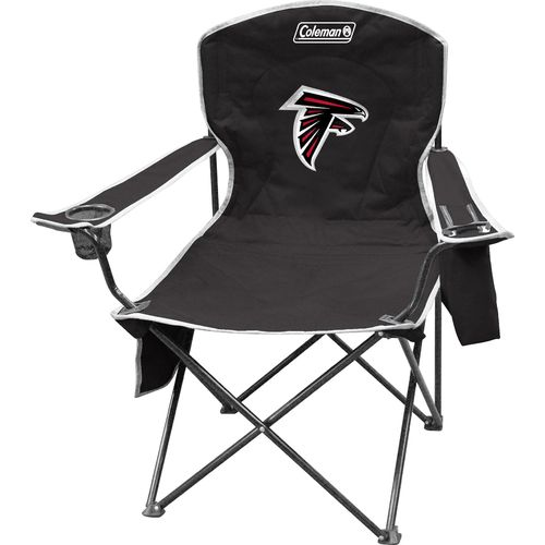 Display product reviews for Coleman® Atlanta Falcons Cooler Quad Chair