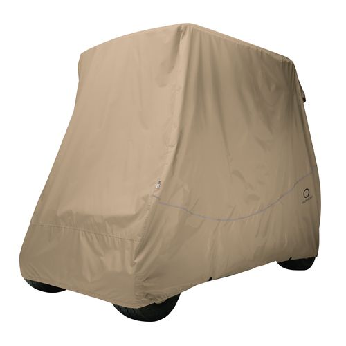 Classic Accessories Quick-Fit Short Roof Golf Cart Cover