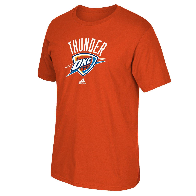 adidas™ Men's Oklahoma City Thunder Logo T-shirt