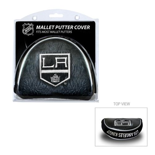 Team Golf Los Angeles Kings Mallet Putter Cover