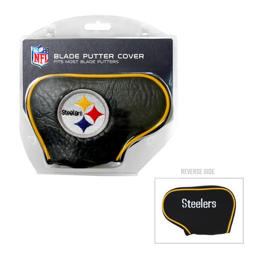 Team Golf Pittsburgh Steelers Blade Putter Cover