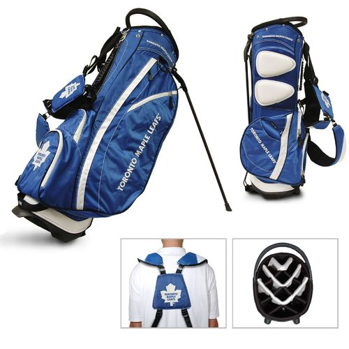 Team Golf Toronto Maple Leafs Fairway 14-Way Stand