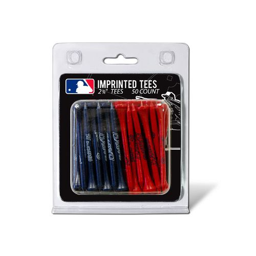Team Golf Atlanta Braves Golf Tees 50-Pack