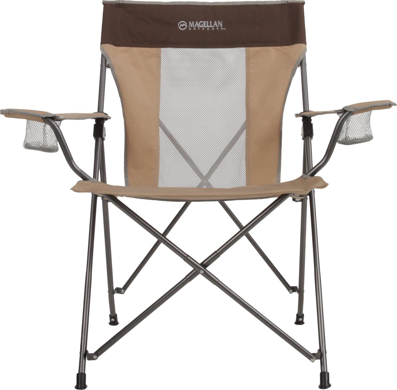 Magellan Outdoors Lusaka Tension Arm Chair