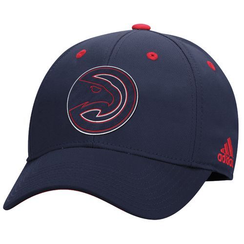 adidas Men's Atlanta Hawks Team Nation Structured Flex Cap