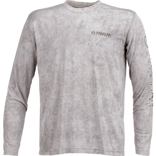 Magellan Outdoors Adults' HD Long Sleeve Graphic T-shirt