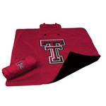 Logo Texas Tech University All-Weather Blanket