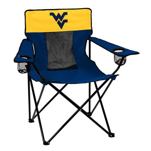 Logo™ West Virginia University Elite Chair
