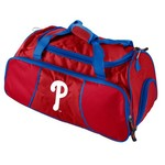 Logo™ Philadelphia Phillies Athletic Duffel Bag
