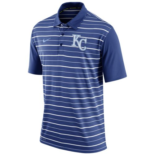 Nike™ Men's Kansas City Royals Dri-FIT Polo Shirt