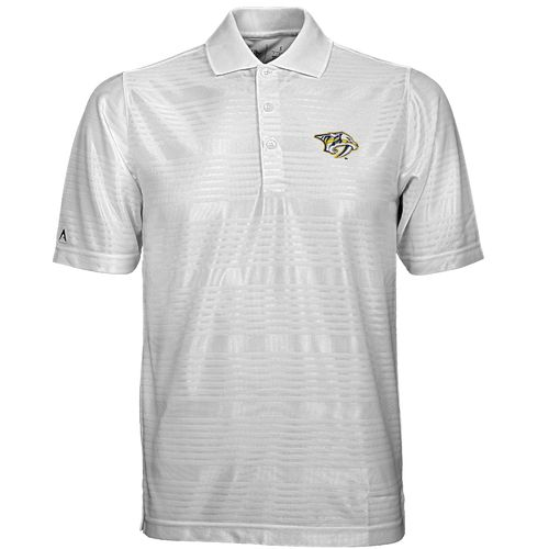 Antigua Men's Nashville Predators Illusion Polo Shirt