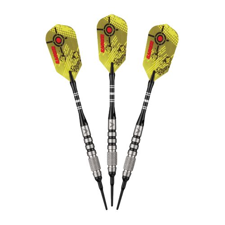 Viper Ranger 14-Gram Soft-Tip Darts 3-Pack