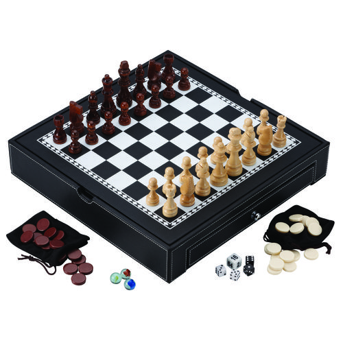 Mainstreet Classics Broadway 4-in-1 Game Set - view number 5