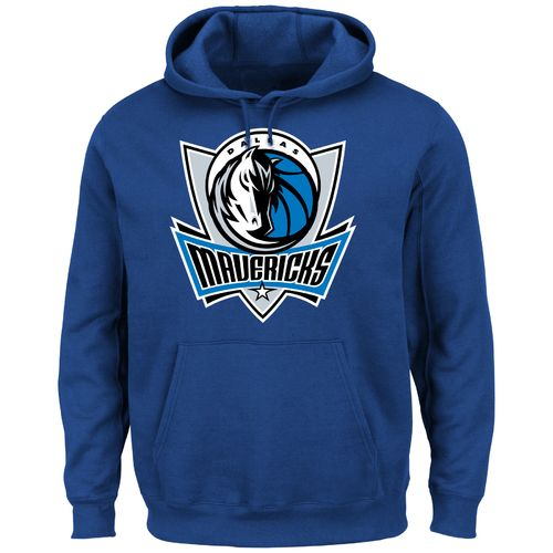 Majestic Men's Dallas Mavericks Tek Patch™ Hoodie - view number 1
