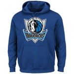 Majestic Men's Dallas Mavericks Tek Patch™ Hoodie