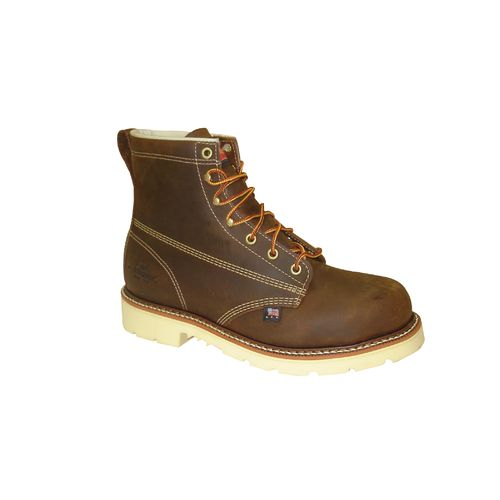 "Thorogood Shoes Men's 6"" Safety Toe Work Boots"
