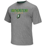 Colosseum Athletics Men's Southeastern Louisiana University Arena Short Sleeve T-shirt
