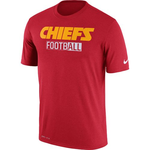 Nike Men's Kansas City Chiefs All Football Legend T-shirt