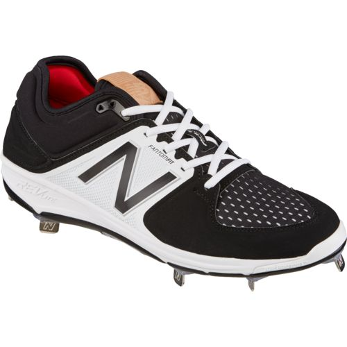 New Balance Men's 3000v3 Low Metal Baseball Cleats - view number 2