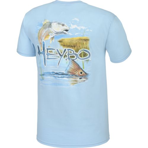 Heybo Adults' Redfish T-shirt