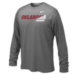 Nike Boys' University of Oklahoma Dri-FIT Legend T-shirt