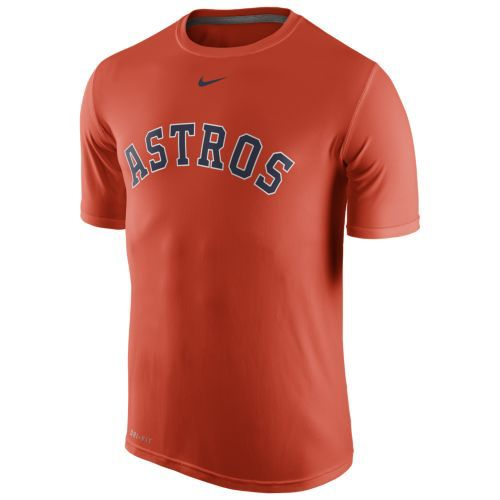 Display product reviews for Nike™ Men's Houston Astros Legend Wordmark T-shirt