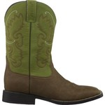Justin Men's Farm and Ranch Square Toe Boots