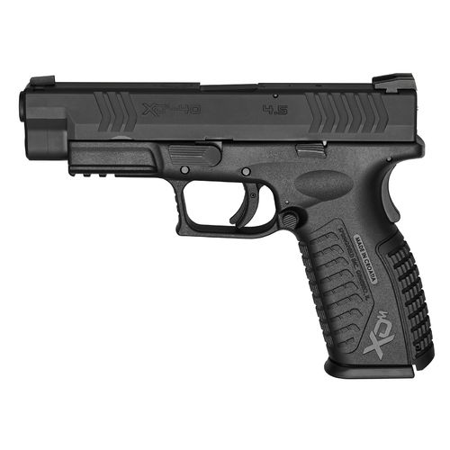 "Springfield Armory® XD(M)® .40 S&W 4.5"" Full-Size Pistol"