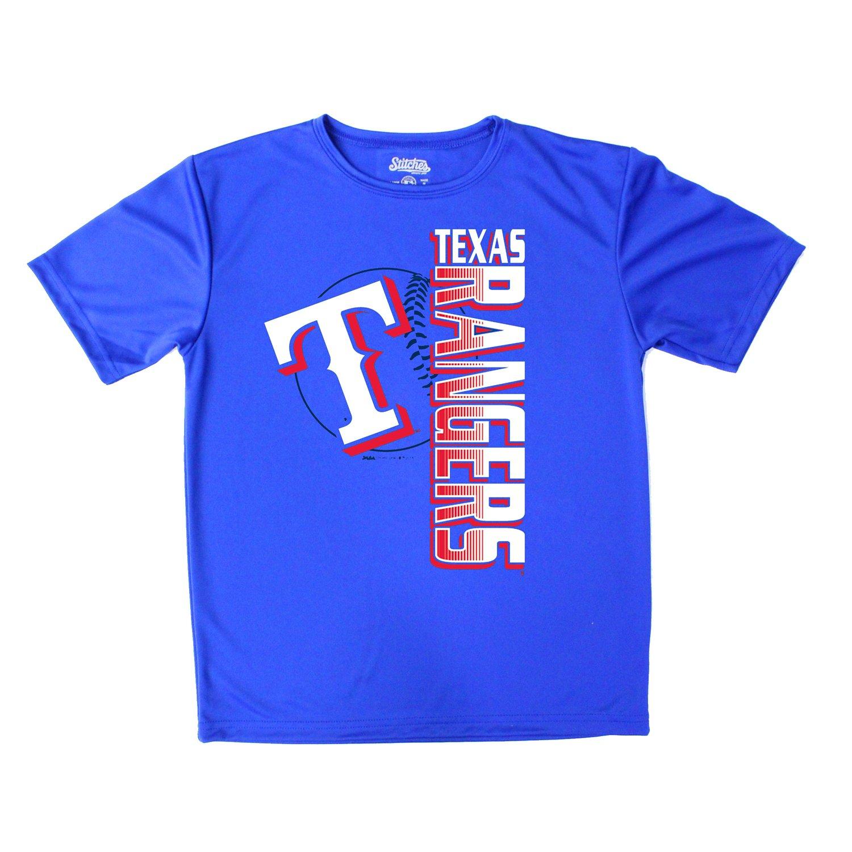 Stitches™ Boys' Texas Rangers Fastball T-shirt