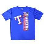Stitches™ Boys' Texas Rangers Fastball T-shirt