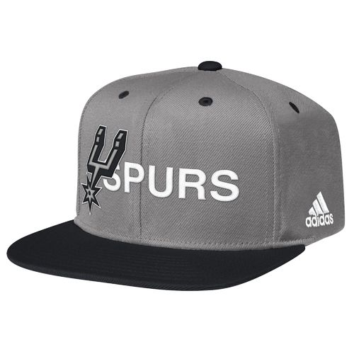 adidas™ Men's San Antonio Spurs 2-Tone Wordmark Snapback