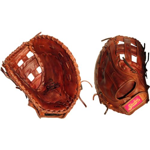 "Shoeless Joe® Women's Shoeless Jane 13"" Fast-Pitch Softball First Base Mitt"
