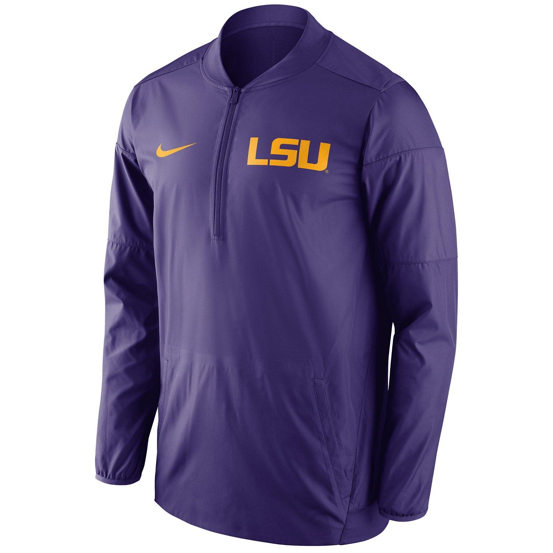 Nike Men's Louisiana State University Lockdown Jacket