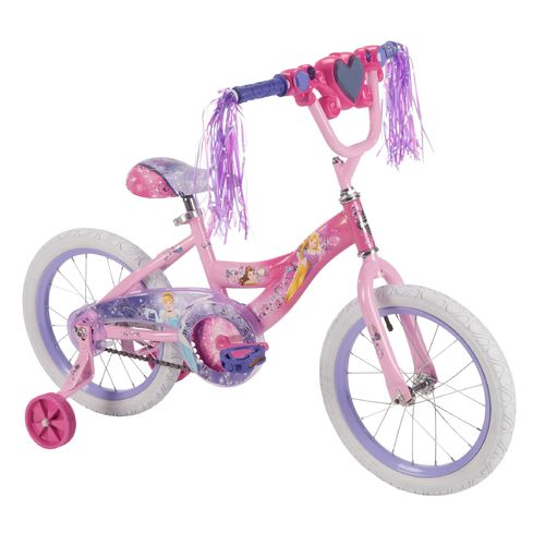 "Display product reviews for Huffy Girls' Disney Princess 16"" Bicycle"