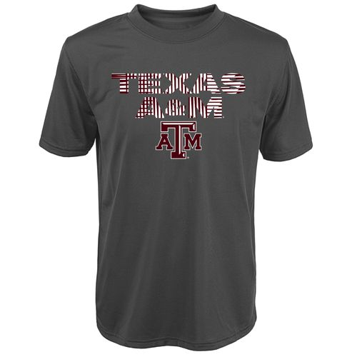 Gen2 Kids' Texas A&M University In Motion Clima Triblend T-shirt
