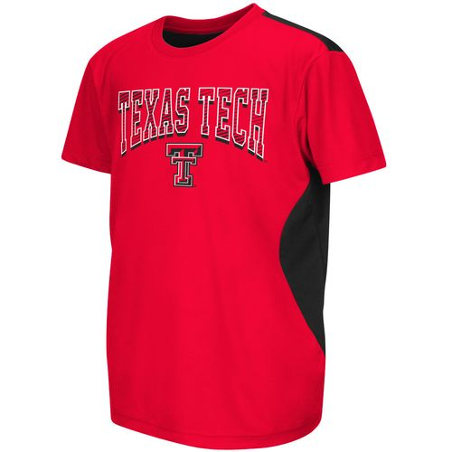 Colosseum Athletics™ Boys' Texas Tech University Short Sleeve T-shirt