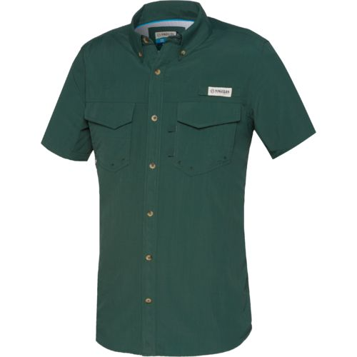 Display product reviews for Magellan Outdoors Men's Coastal Chill Short Sleeve Fishing Shirt