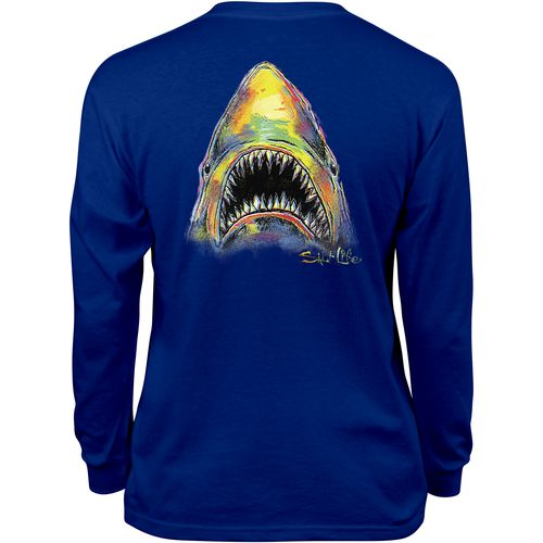 Salt Life™ Kids' Jawsome Long Sleeve T-shirt