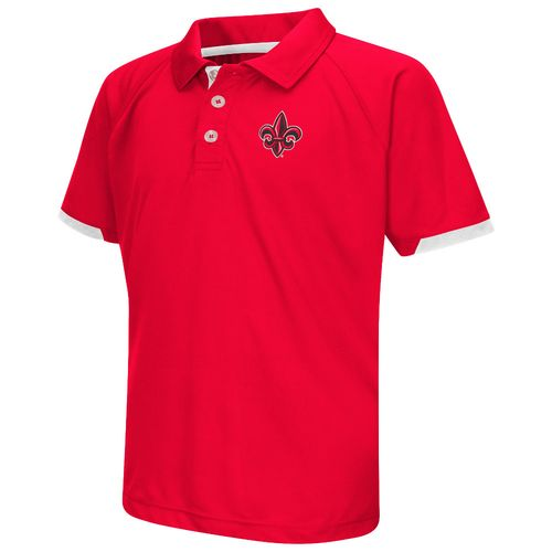 Colosseum Athletics™ Boys' University of Louisiana at Lafayette Spiral Polo Shirt