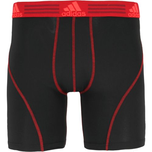 adidas Men's Midway Sport Performance climalite Boxer Briefs 2-Pack