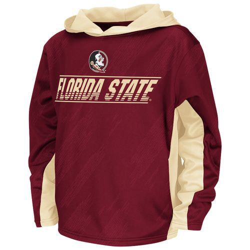 Colosseum Athletics™ Juniors' Florida State University Sleet Pullover Hoodie