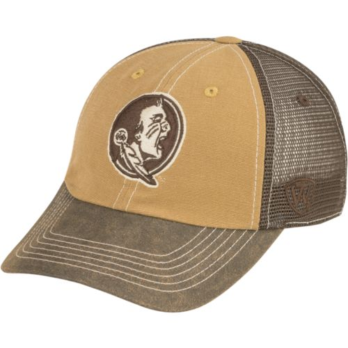 Top of the World Men's Florida State University Incog 2-Tone Adjustable Cap