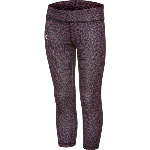 Under Armour® Girls' Chain Grid Legging