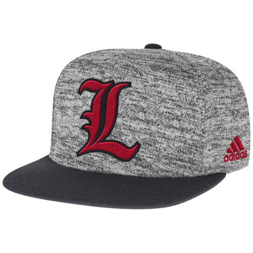 adidas™ Men's University of Louisville Player Snapback Cap