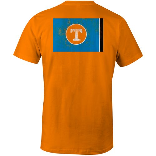 Image One Men's University of Tennessee State Flag