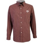 Antigua Men's Texas A&M University Division Dress Shirt
